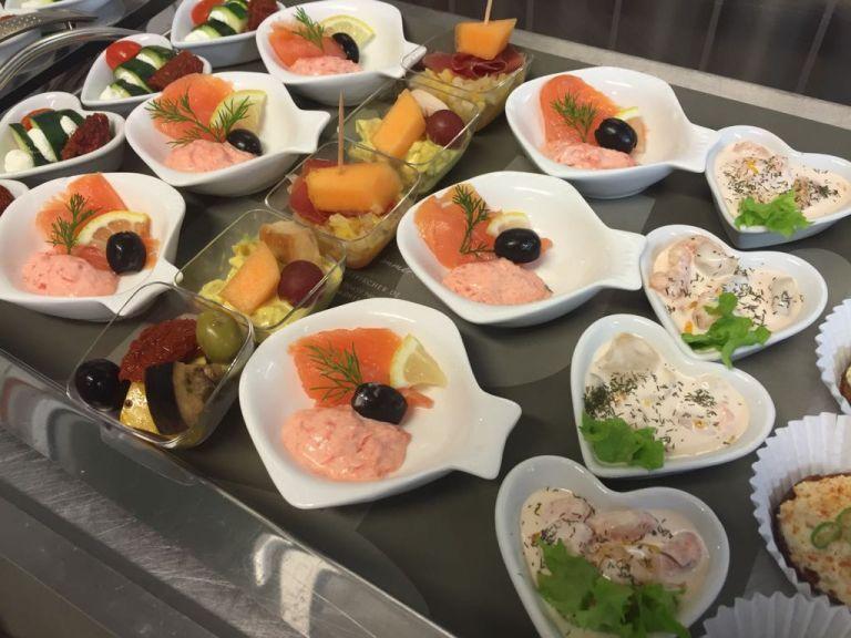 Hochzeits Catering Nürnberg - Feinkost Fischer